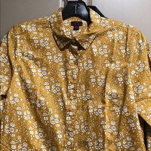 JCrew Women's Shirt
